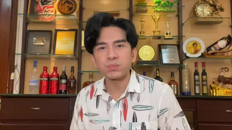 Đan Trường muốn đưa con trai về Việt Nam