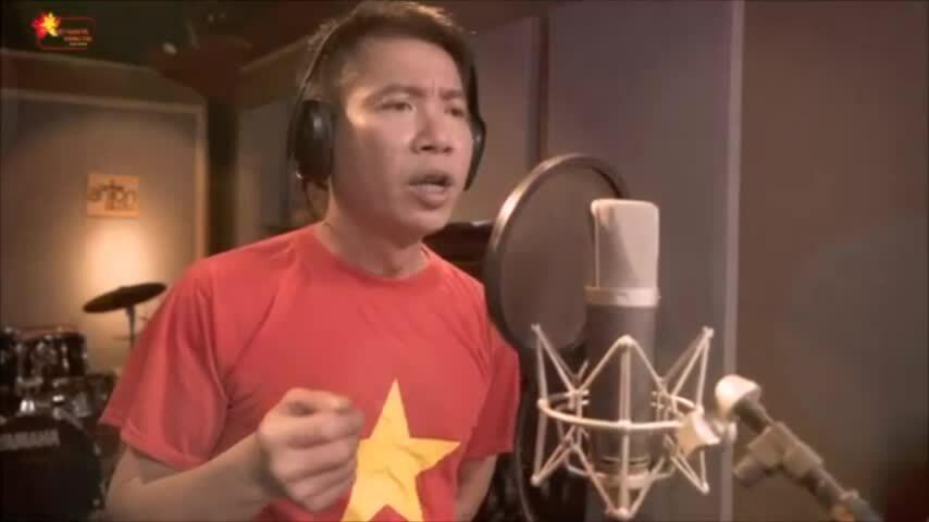 """MV """"Việt Nam ơi, vững tin"""""""