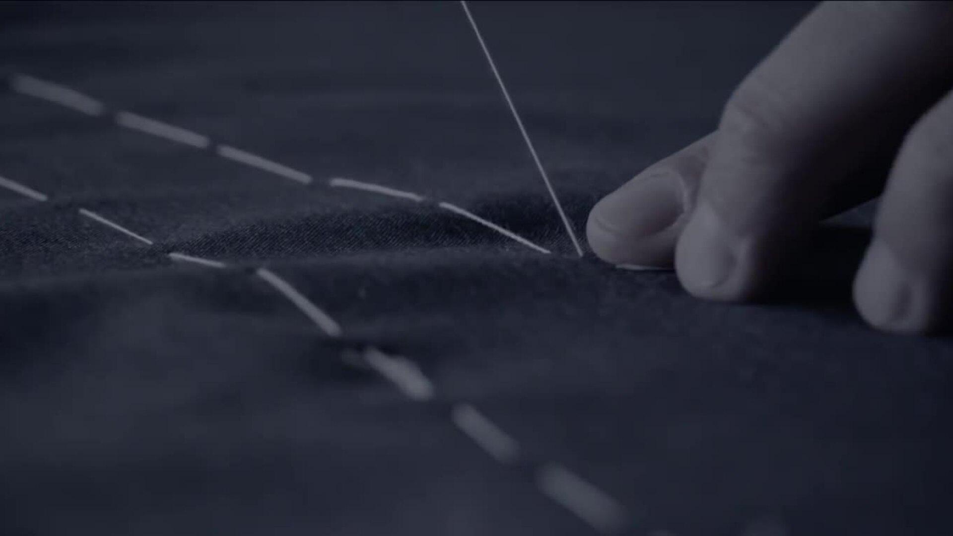 Nghệ thuật cắt may thủ công của Brioni