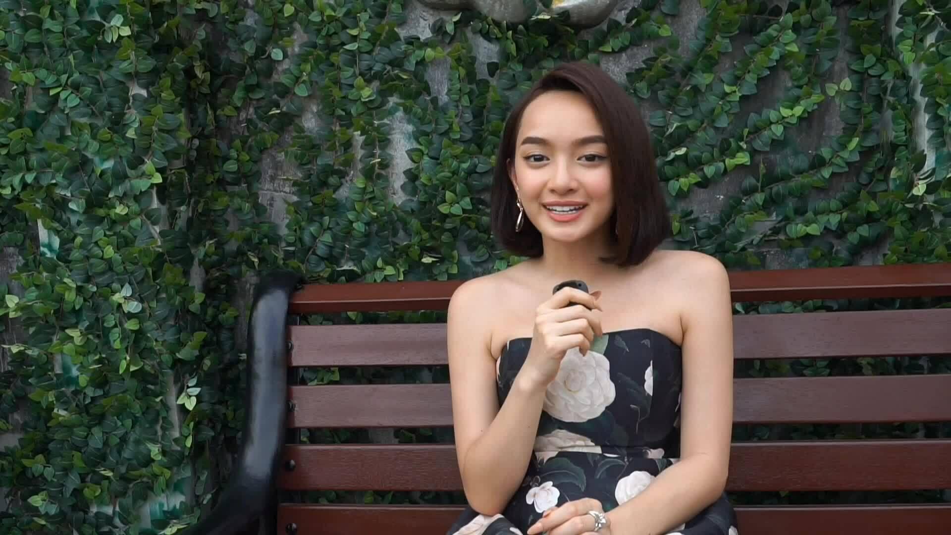Kaity Nguyễn: 'Bố giữ hết thu nhập của tôi'