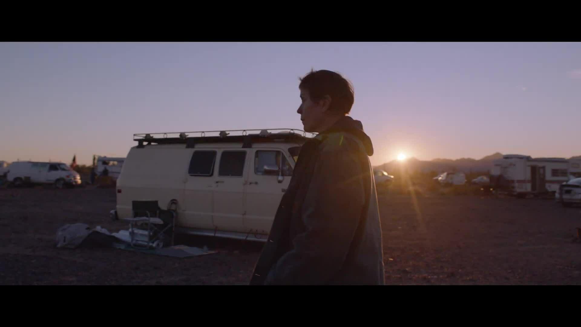 "Trailer ""Nomadland"" phim thắng Sư Tử Vàng 2020"