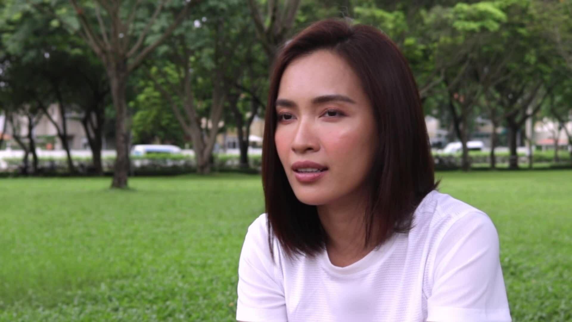 Ái Phương: 'Tôi chạy bộ vì muốn chiến thắng bản thân'