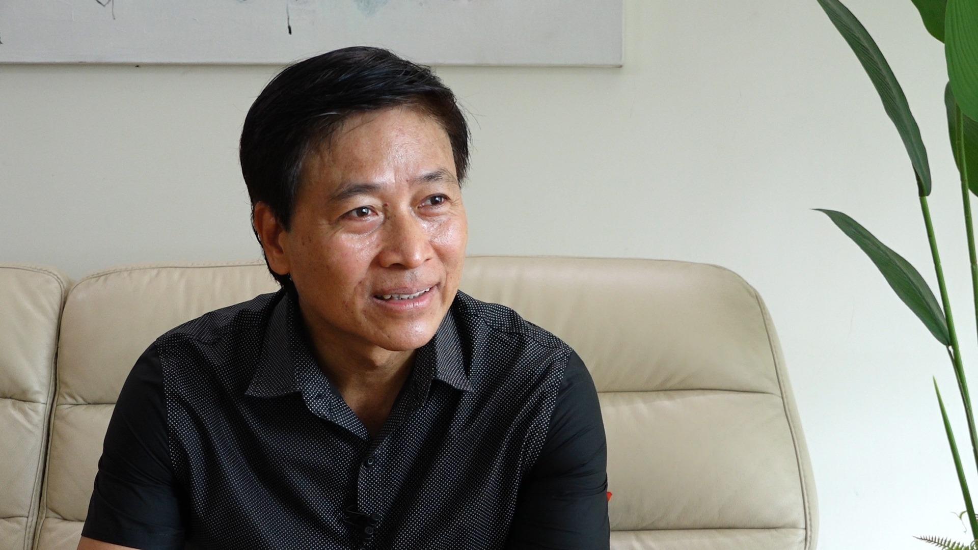 Nghệ sĩ Quốc Tuấn nói về con trai