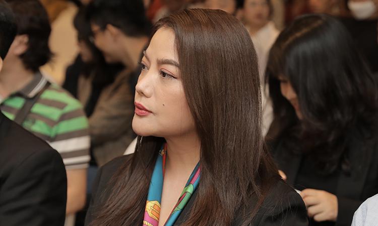 Trương Ngọc Anh đề nghị các cụm rạp giảm phí phát hành phim