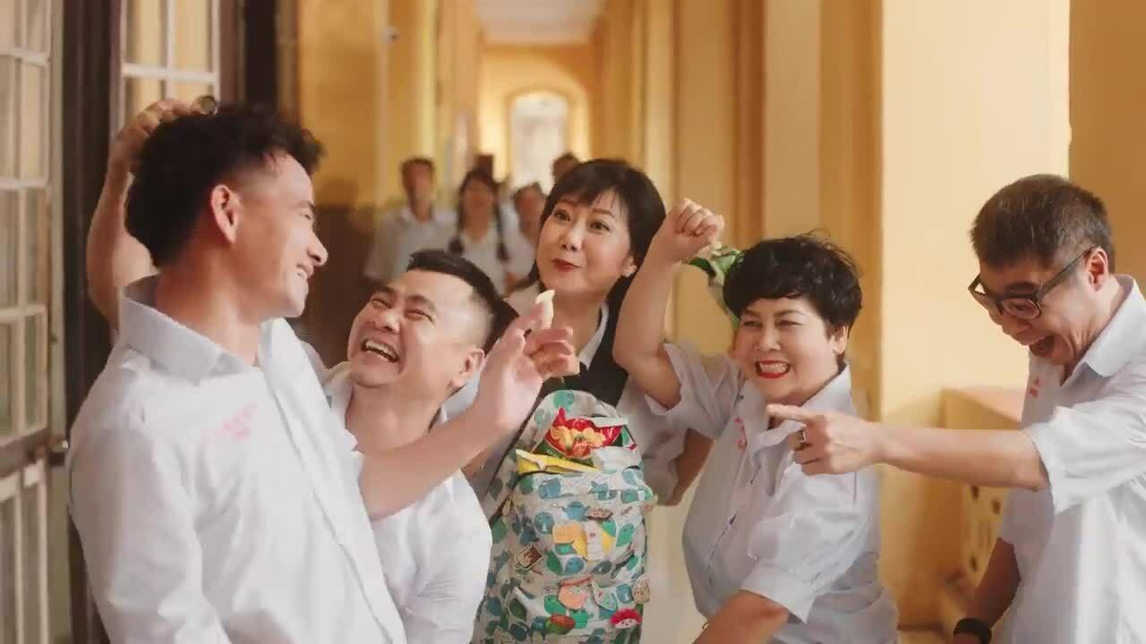 Dàn diễn viên Táo quân hội tụ trong MV Đức Phúc