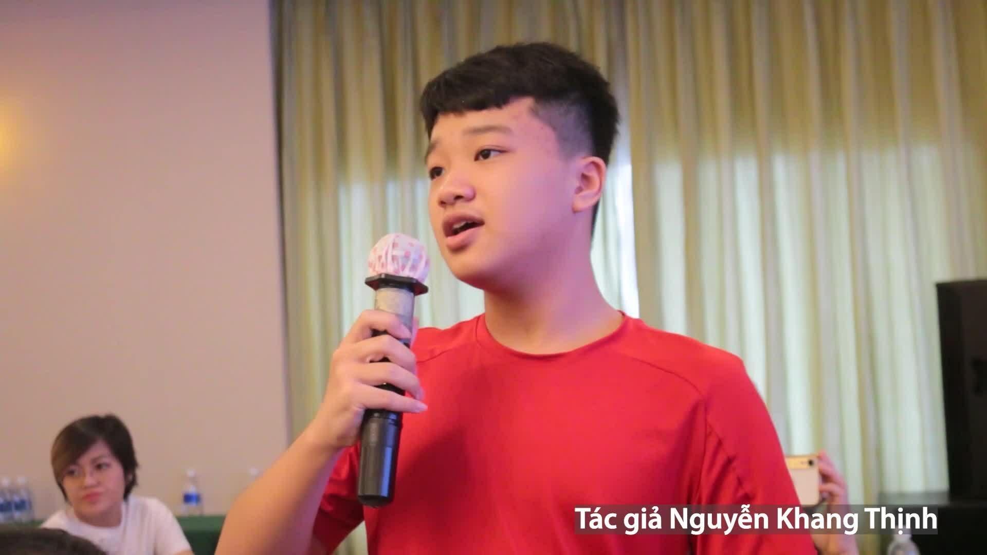 Tác giả 13 tuổi đoạt giải Sách Hay 2020