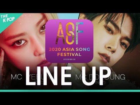 Trọng Hiếu dự Asia Song Festival 2020