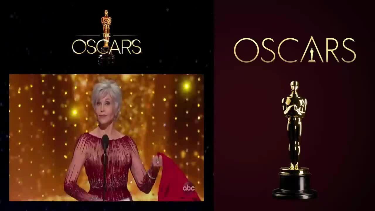 Jane Fonda ở Oscar 2020
