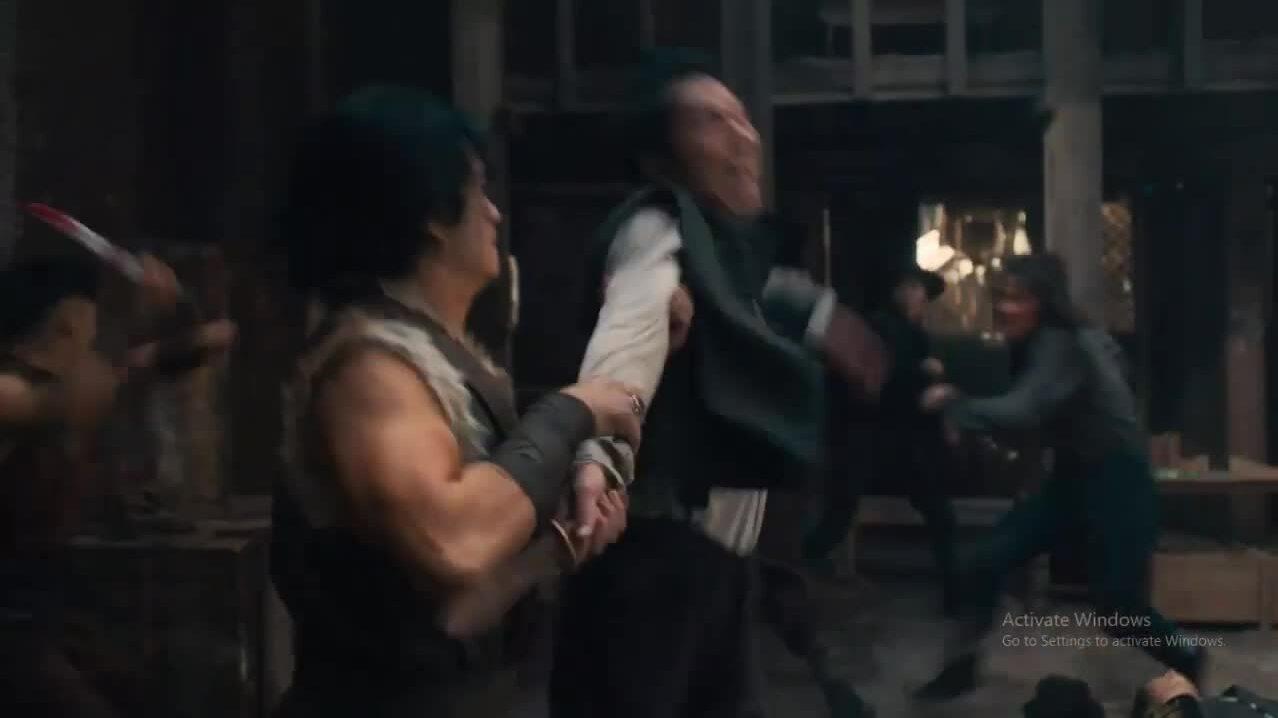 Phim hành động có Dustin Nguyễn ra mắt mùa hai