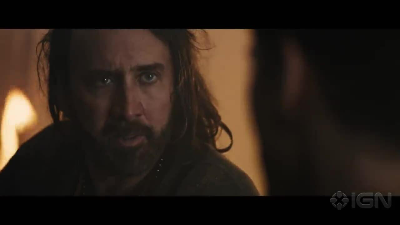 Siêu sao Nicolas Cage đóng phim võ thuật