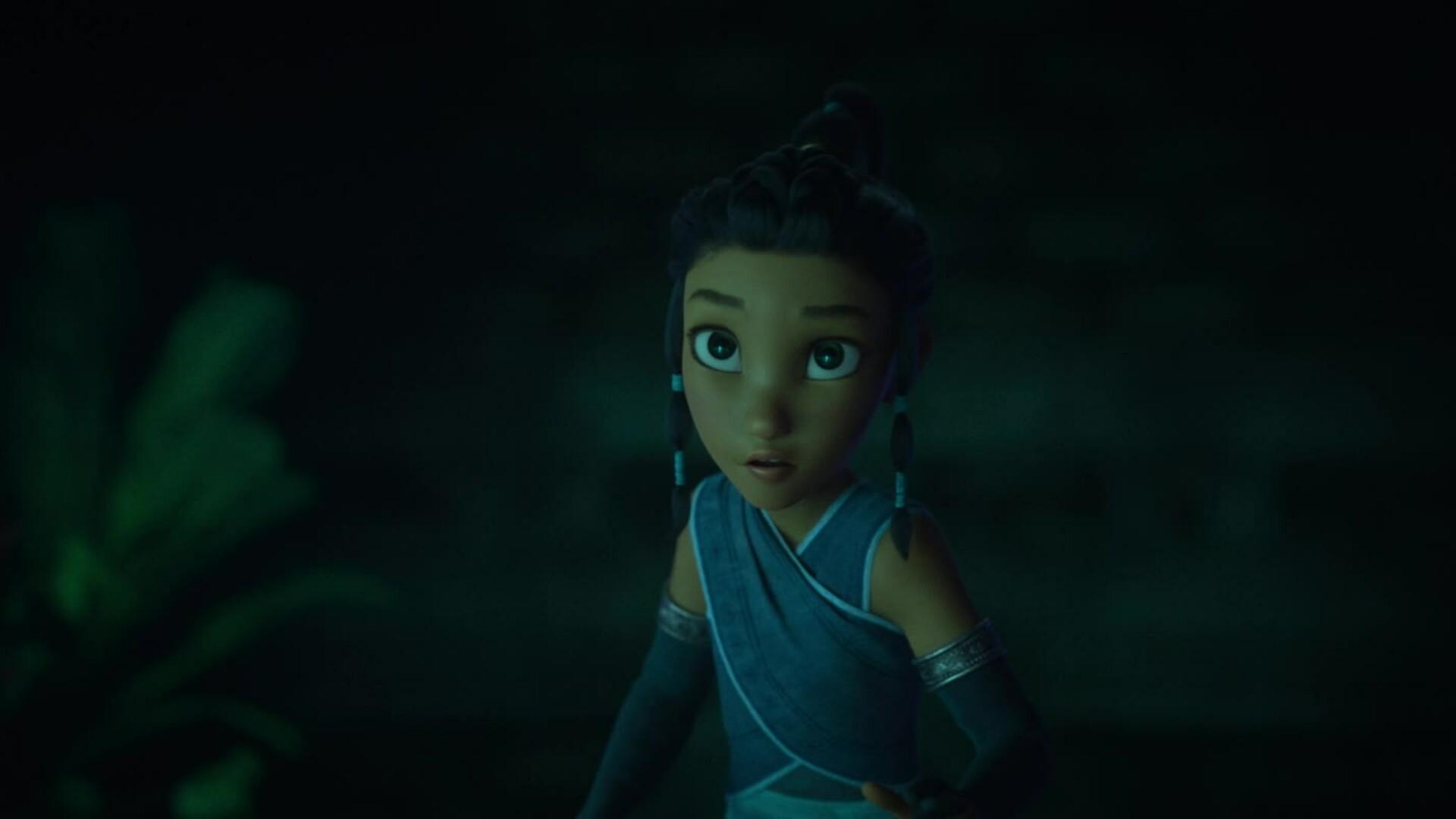 Trailer 'Raya and the Last Dragon'