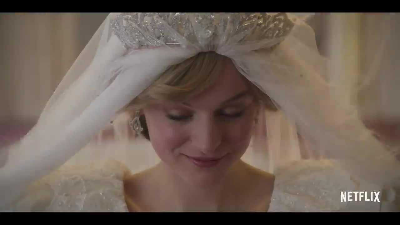 """Công nương Diana trong """"The Crown"""" mùa 4"""