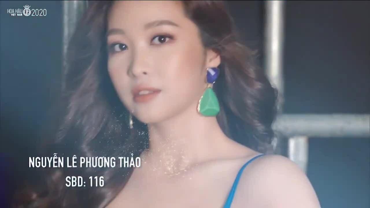 Những nhan sắc miền Tây tại Hoa hậu Việt Nam