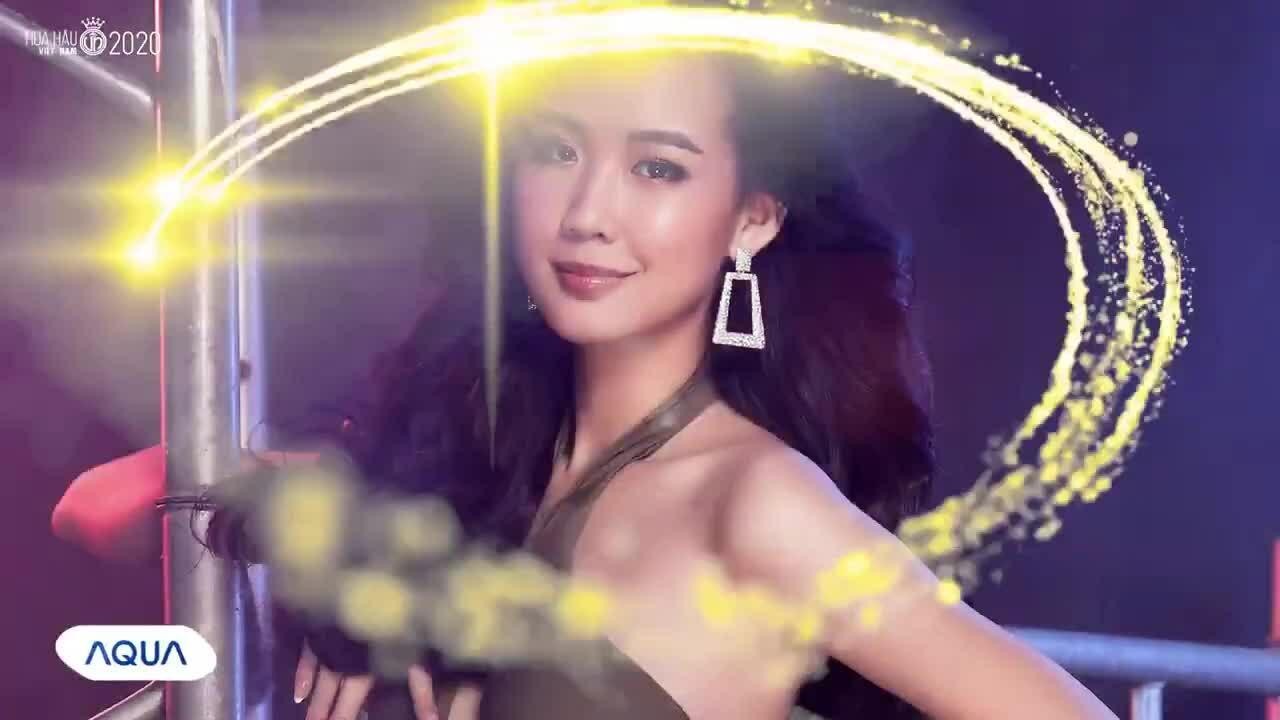 Thí sinh Lê Nguyễn Bảo Ngọc