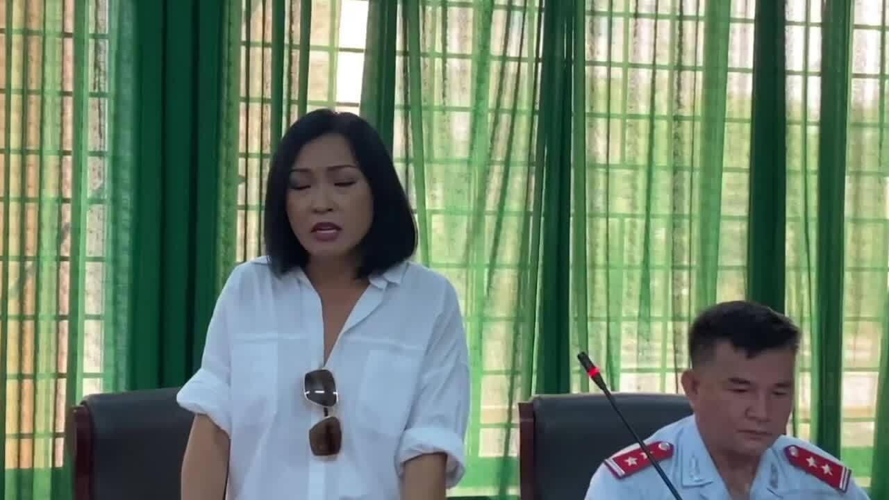 Phương Thanh làm việc với tỉnh Quảng Ngãi