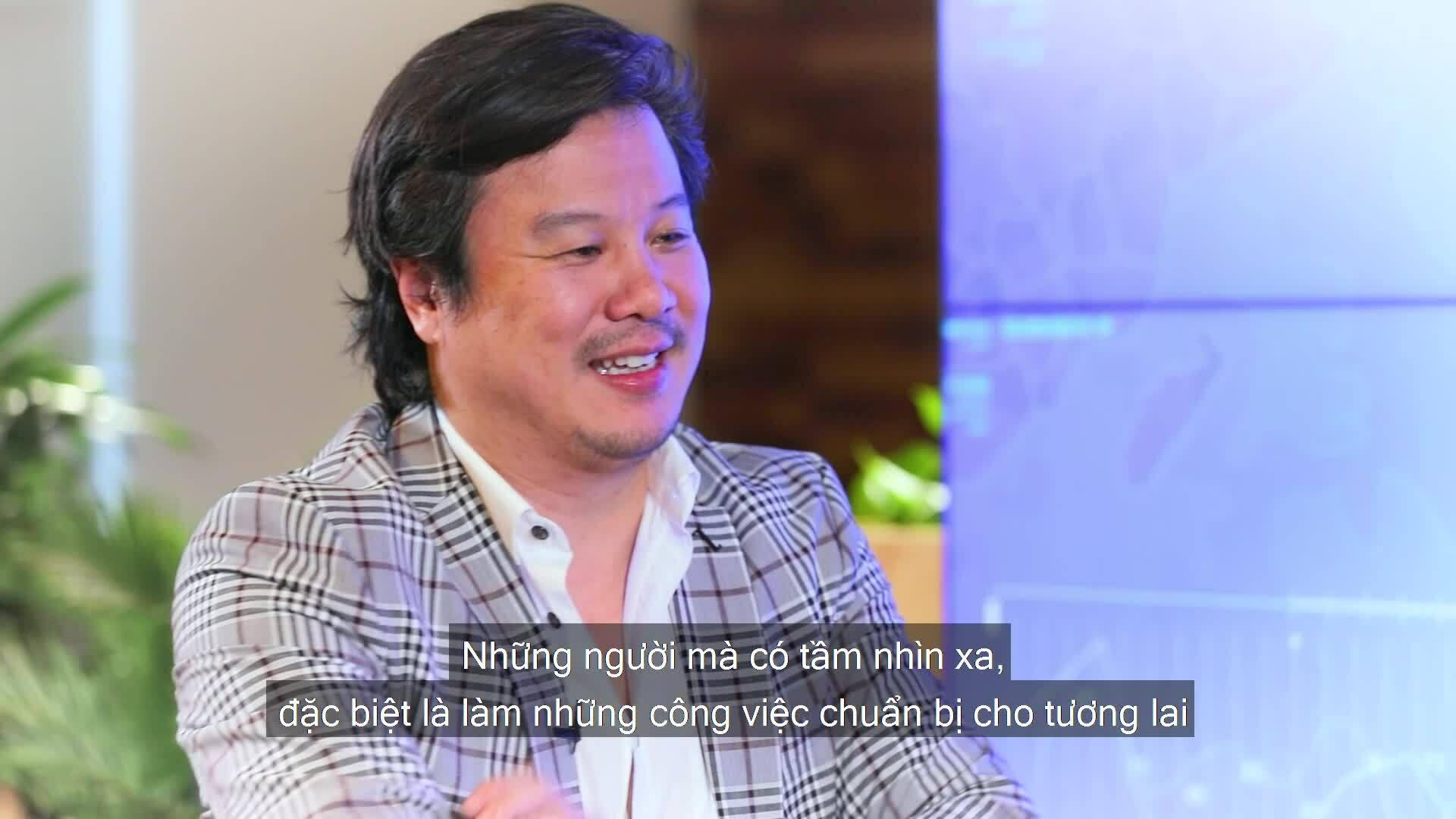 Thanh Bùi kể về lần tạo hit cho BTS