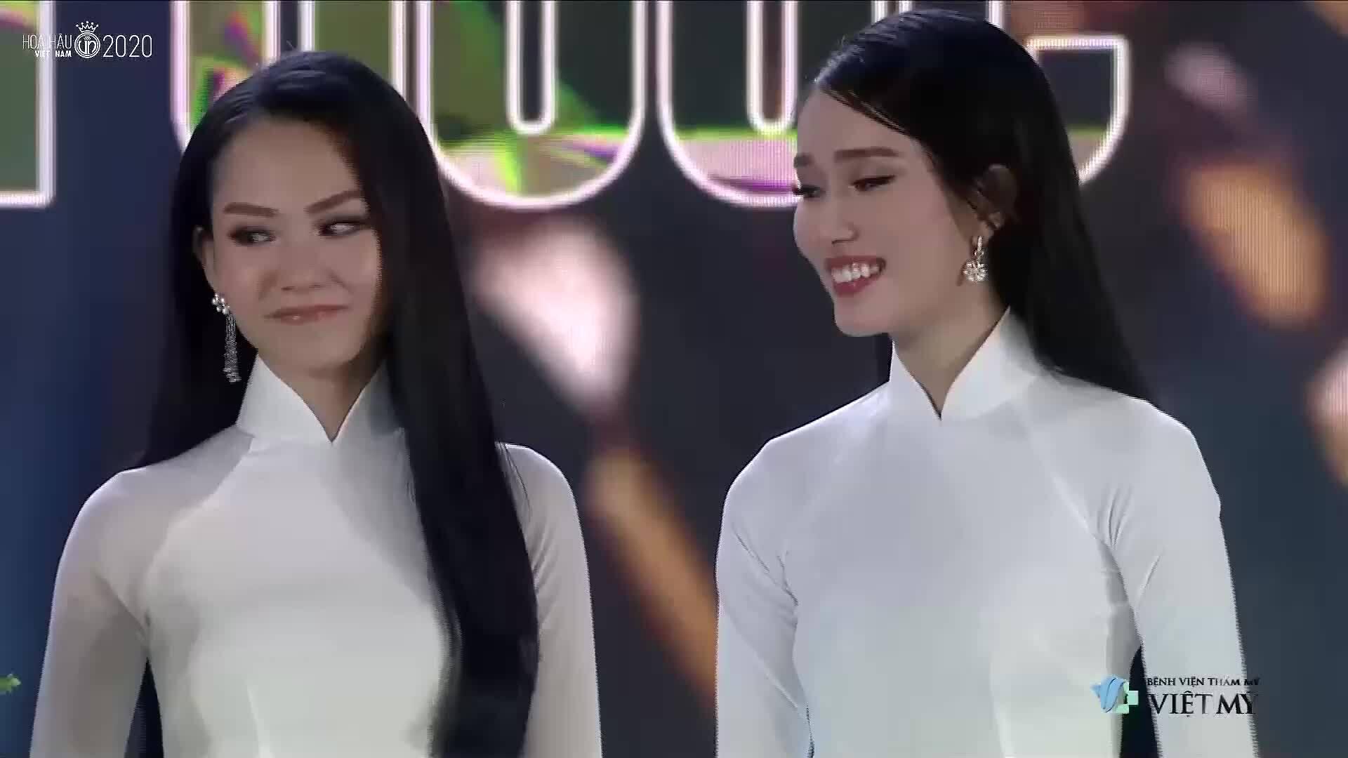 Á hậu 1 và Á hậu 2 Hoa hậu Việt Nam 2020