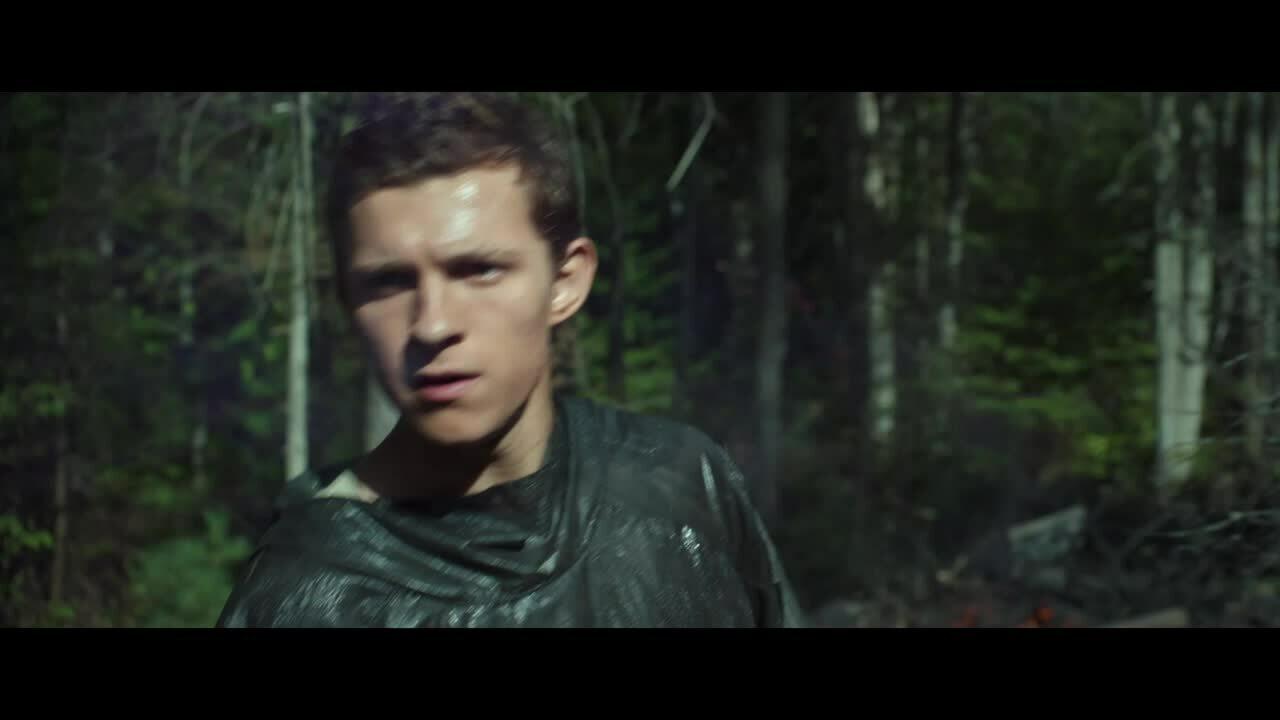 Phim có 'Người Nhện' Tom Holland ra mắt trailer