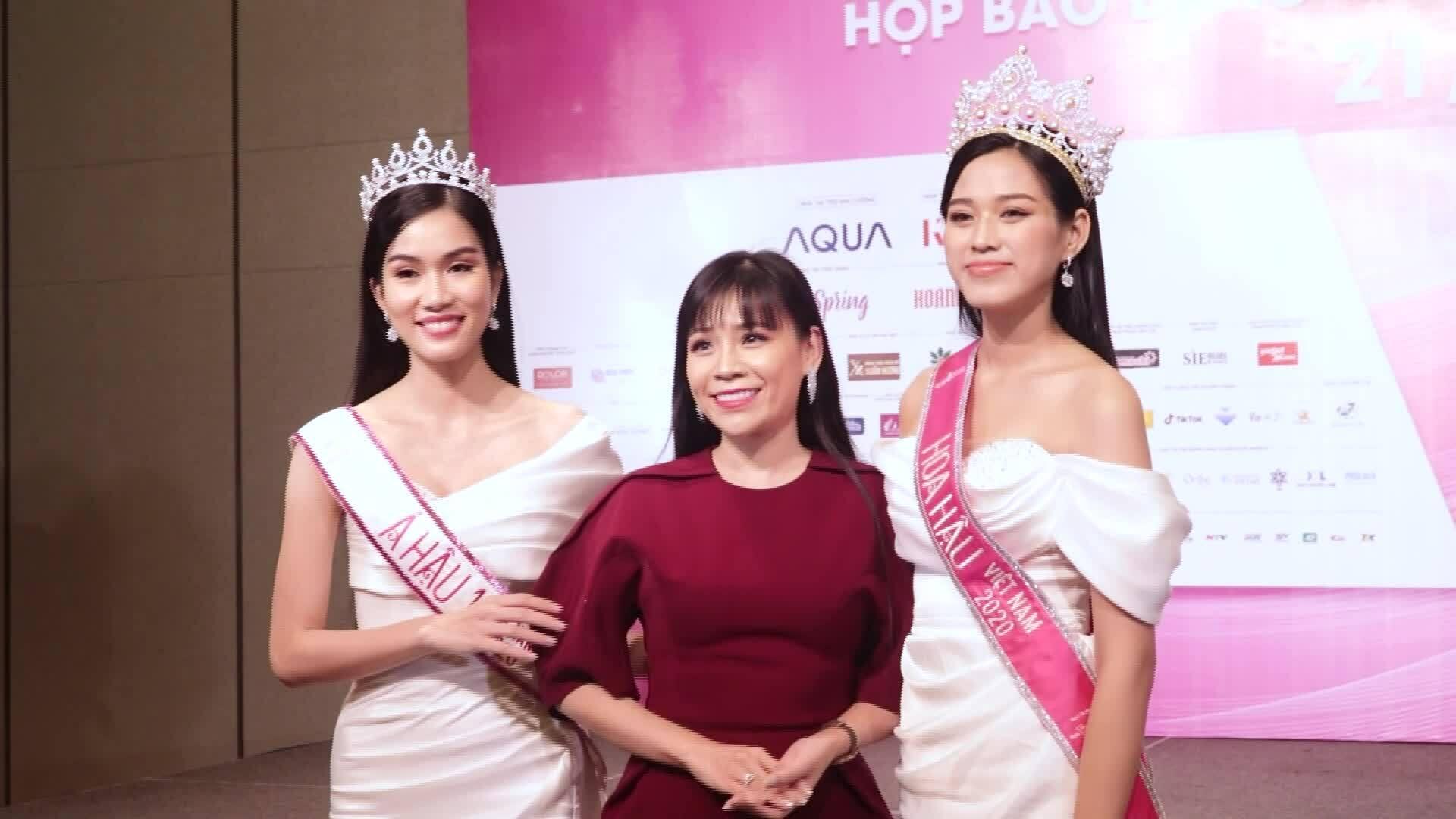Hoa hậu Đỗ Thị Hà: 'Tôi chưa hoàn hảo'
