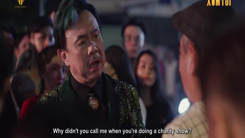 """Chí Tài trong phim """"Chuyện xóm tui"""""""