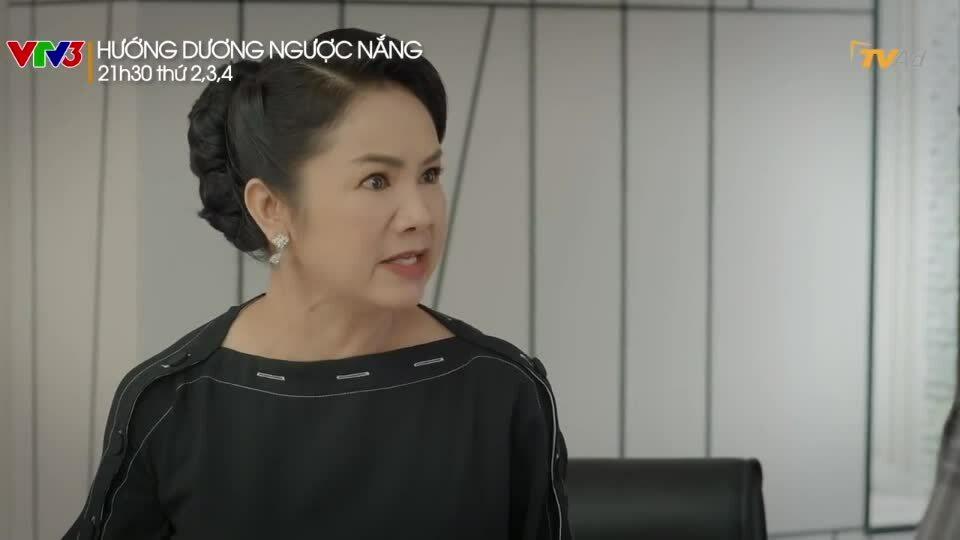 Nghệ sĩ Thu Hà được khen khi đóng vai ghê gớm