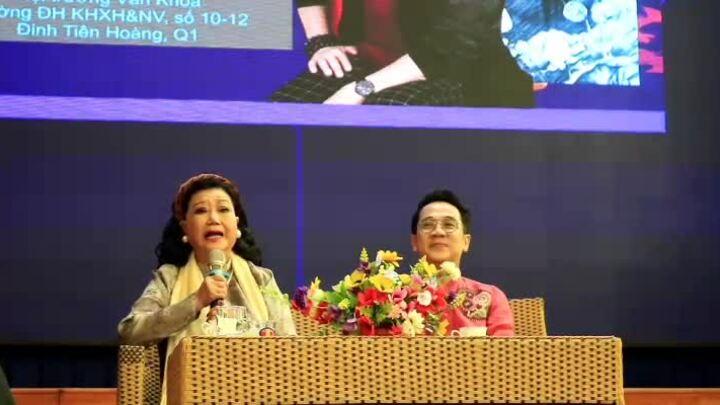 Kim Cương, Thành Lộc hội ngộ tại trường học