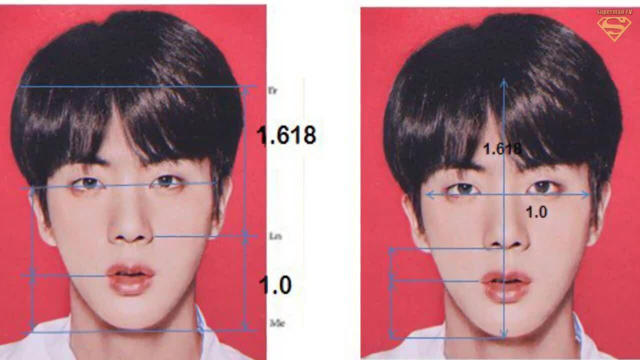 Jin (BTS) là 'Thần tượng K-Pop đẹp trai nhất'
