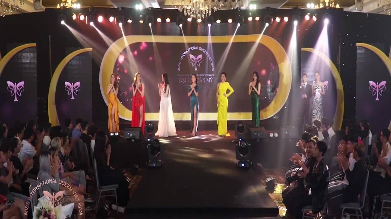 Công bố Top 6 Đại sứ hoàn mỹ
