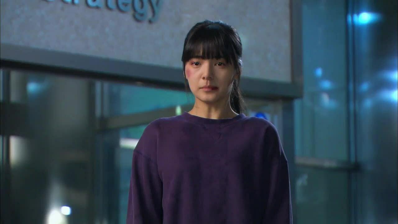"Song Yoo Jung trong ""Cầu vồng hoàng kim"""