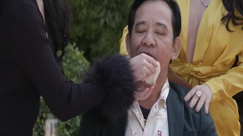 """Quang Tèo trong """"Đại gia chân đất 2021"""""""