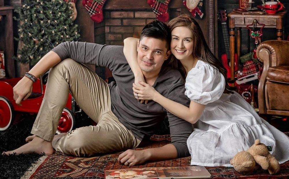 'Mỹ nhân đẹp nhất Philippines' khiêu vũ cùng chồng
