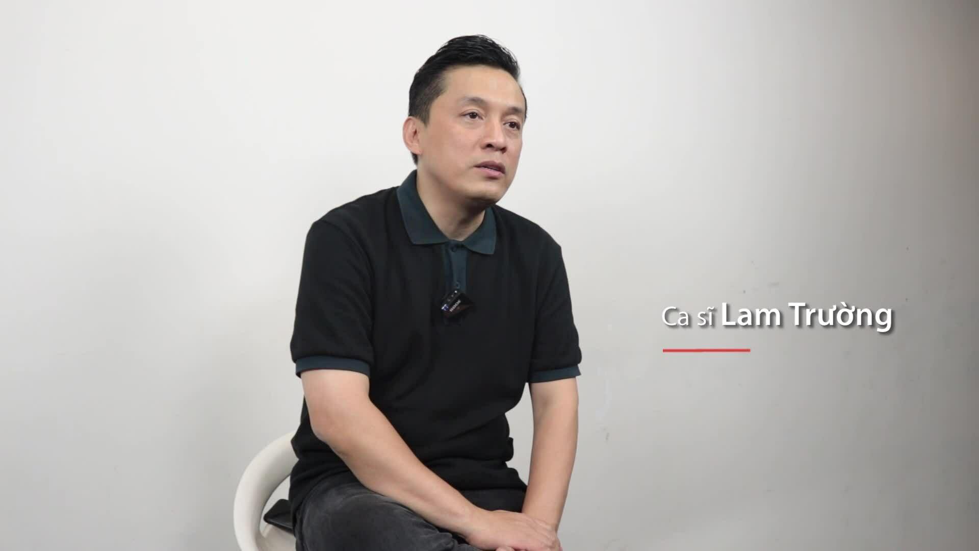 Lam Trường: 'Không có show, tôi ở nhà chơi với con'