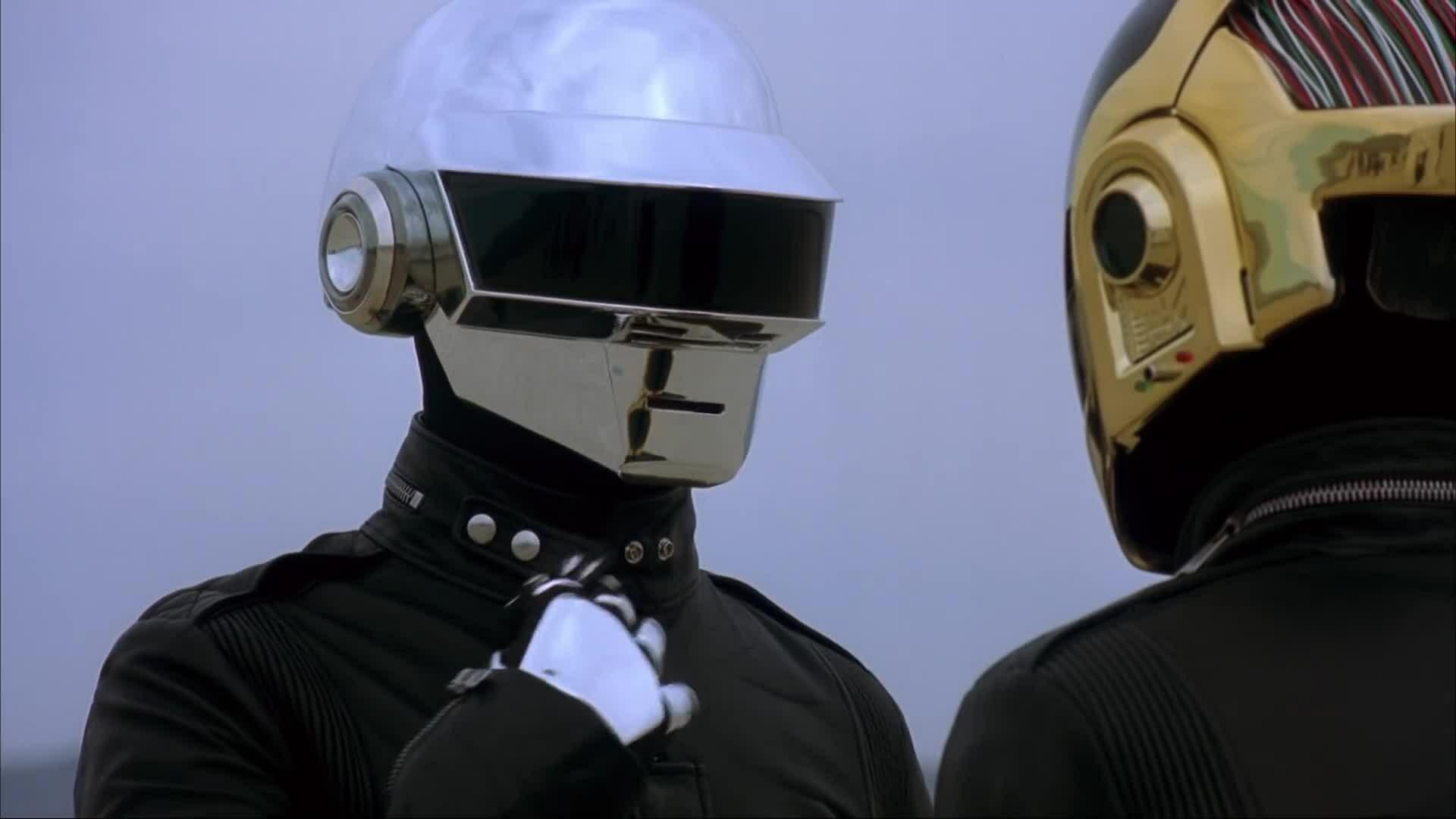 Daft Punk tan rã