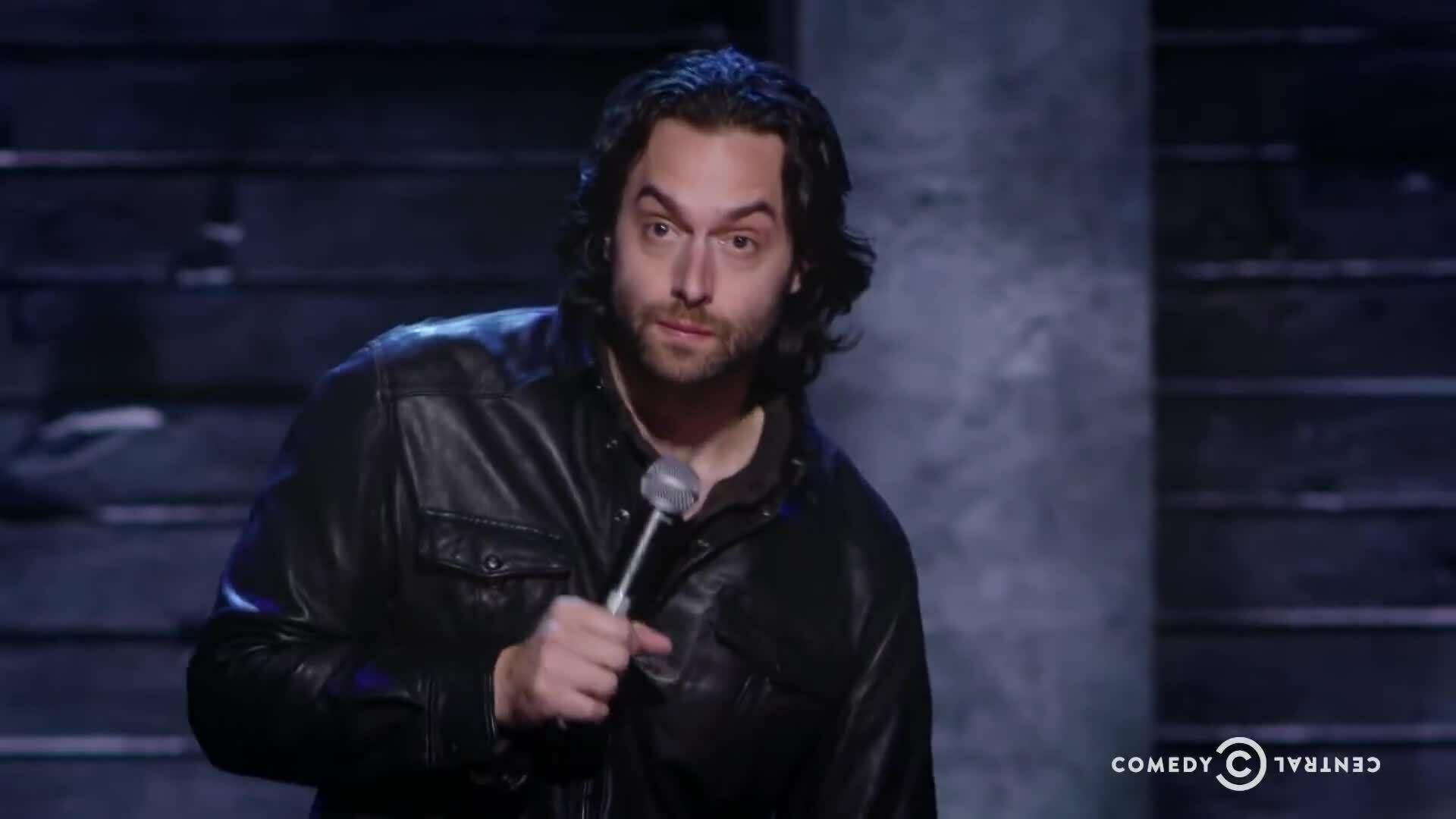 Chris D'Elia diễn hài độc thoại
