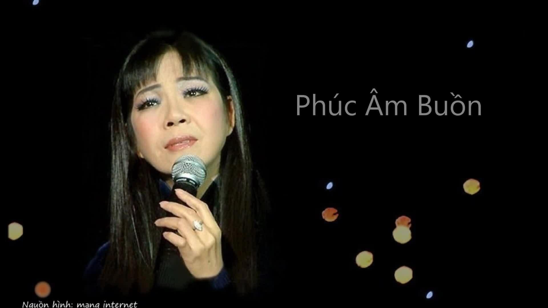 Ánh Tuyết hát 'Phúc âm buồn'