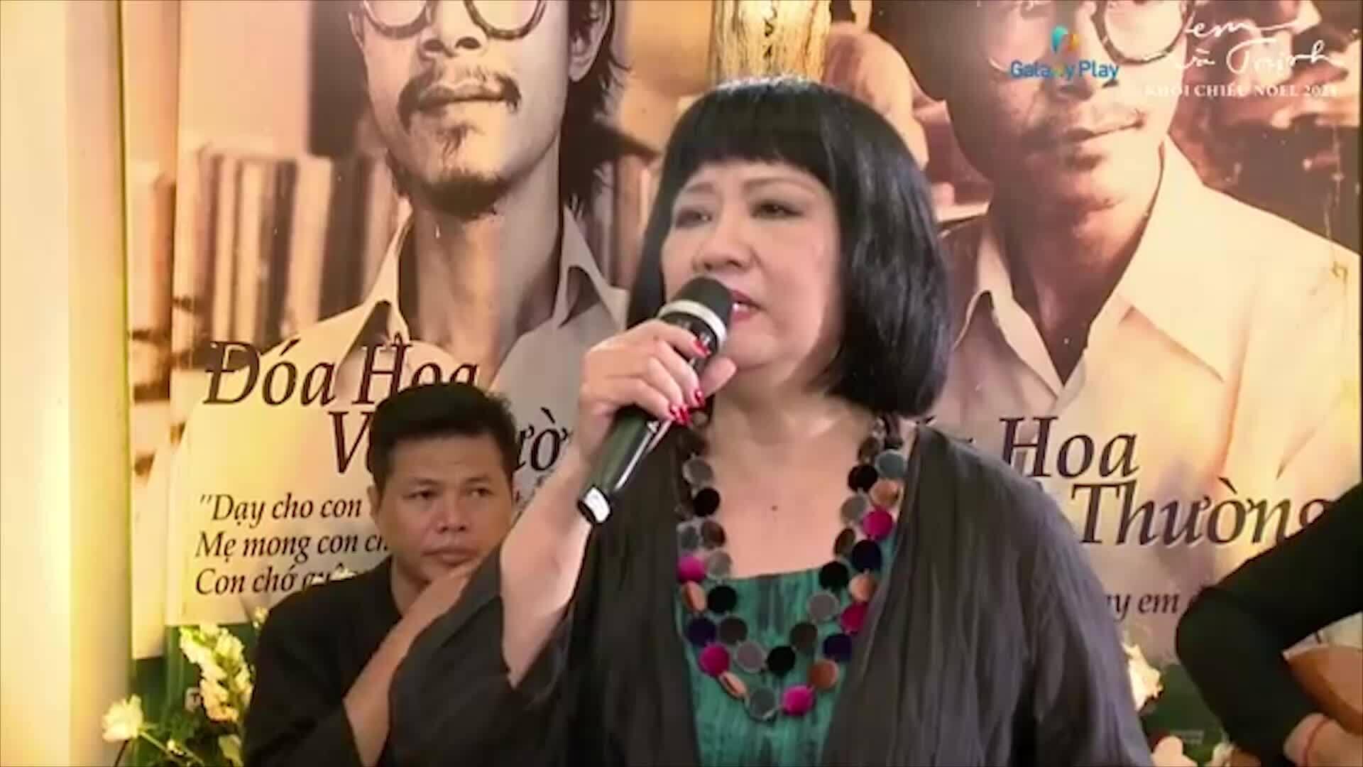 Cẩm Vân hát 'Diễm xưa'