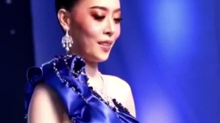 Phongsavanh Souphavady tại chung kết Miss World Lào