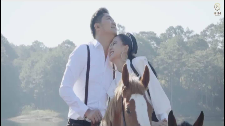 Khoảnh khắc bên nhau của Minh Luân và bạn gái
