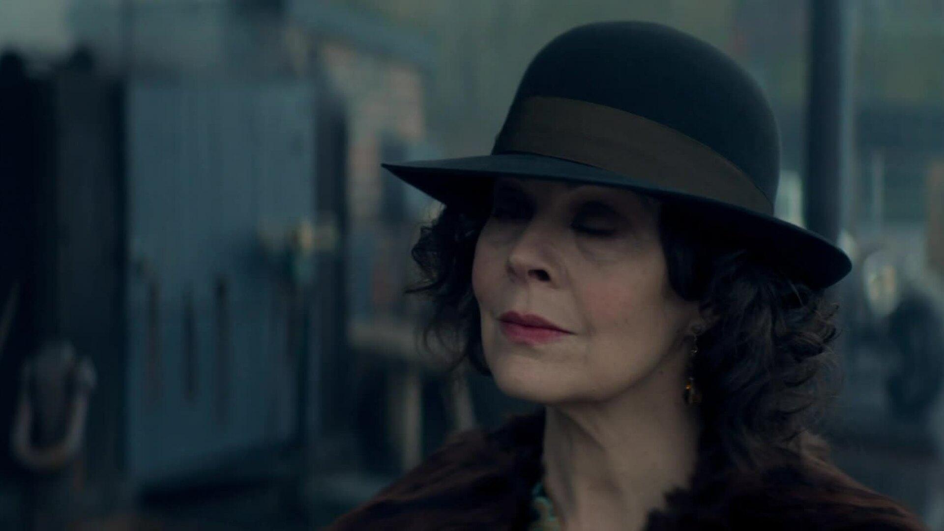 """Helen McCrory trong """"Peaky Blinders"""""""