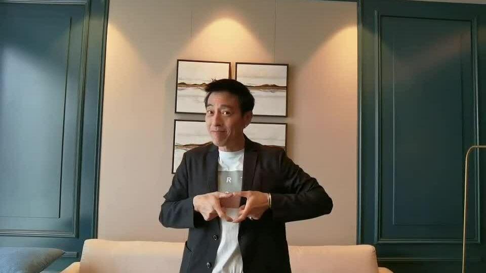 Lữ Tụng Hiền: 'Tôi không uống rượu như Lệnh Hồ Xung'
