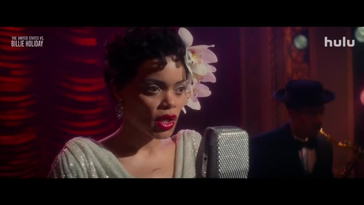"Trailer ""The United States v. Billie Holiday"""