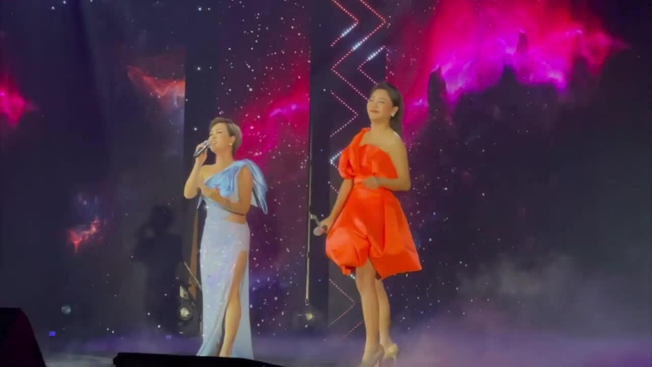 Uyên Linh, Văn Mai Hương song ca hit của Lady Gaga