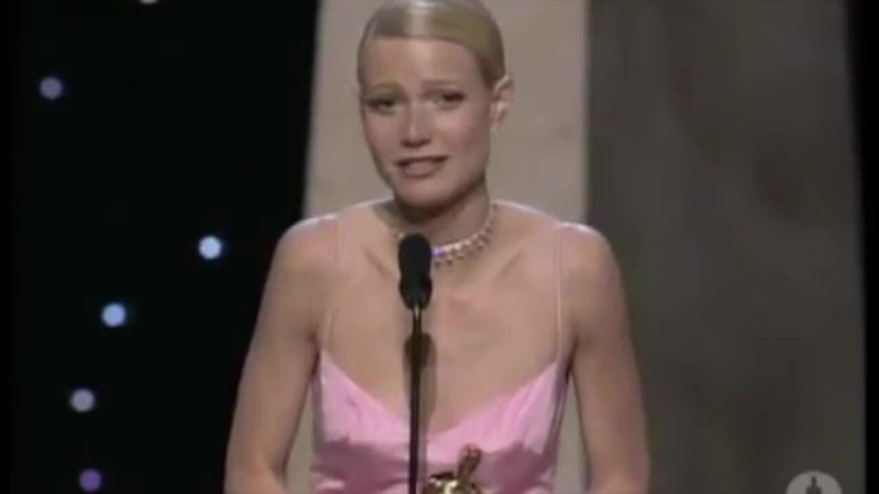 Gwyneth Paltrow ở Oscar 1999