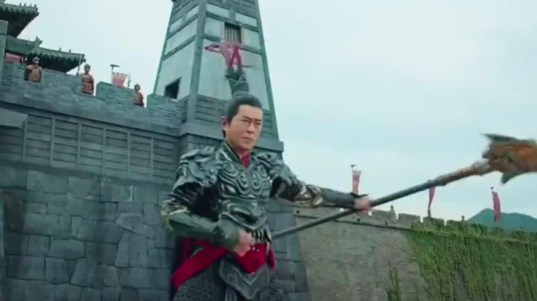 'Chiến thần' Lã Bố bay nhảy trong phim Tam Quốc mới