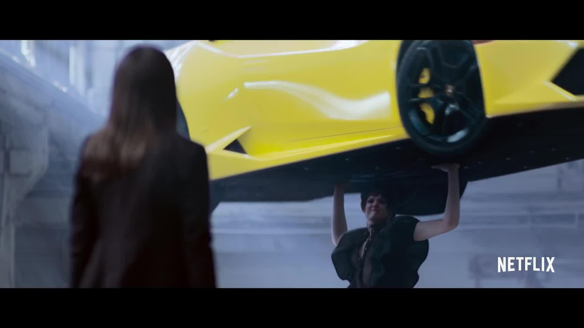 Jupiters Legacy Official Trailer