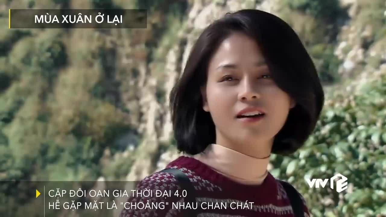 Lương Thu Trang trong 'Mùa xuân ở lại'