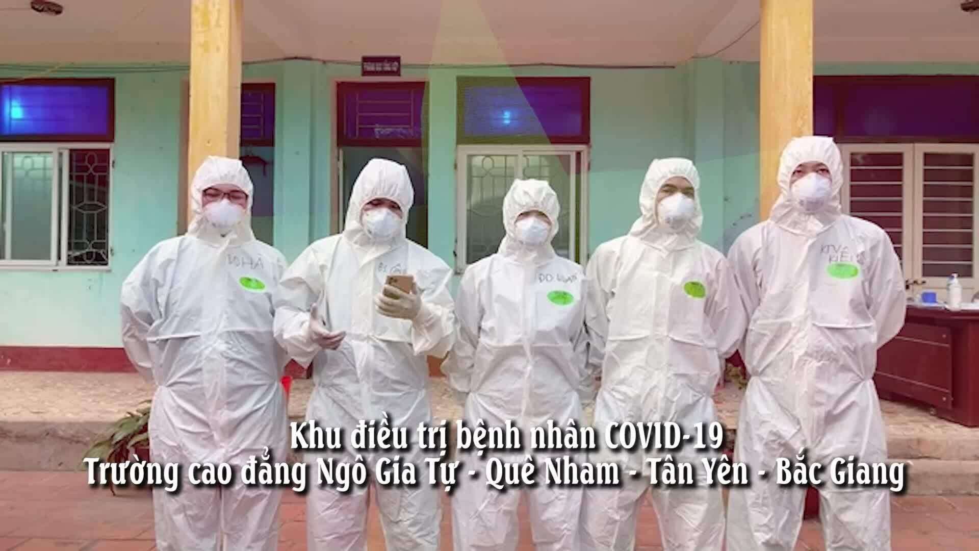 """MV """"Đồng lòng Việt Nam"""""""