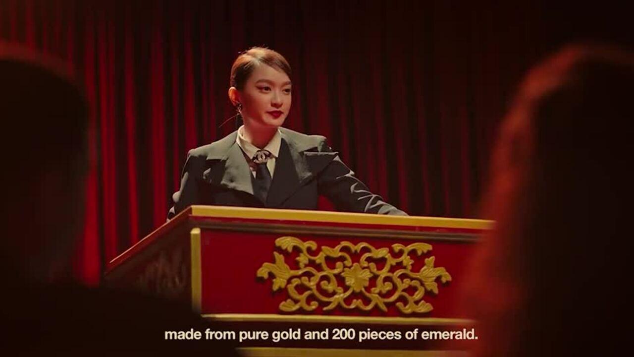 Lan Ngọc, Kaity Nguyễn đóng phim 'Tứ đại mỹ nhân'