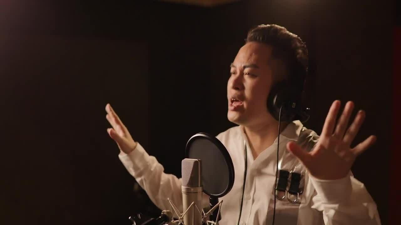 Tùng Dương hát tri ân y bác sĩ