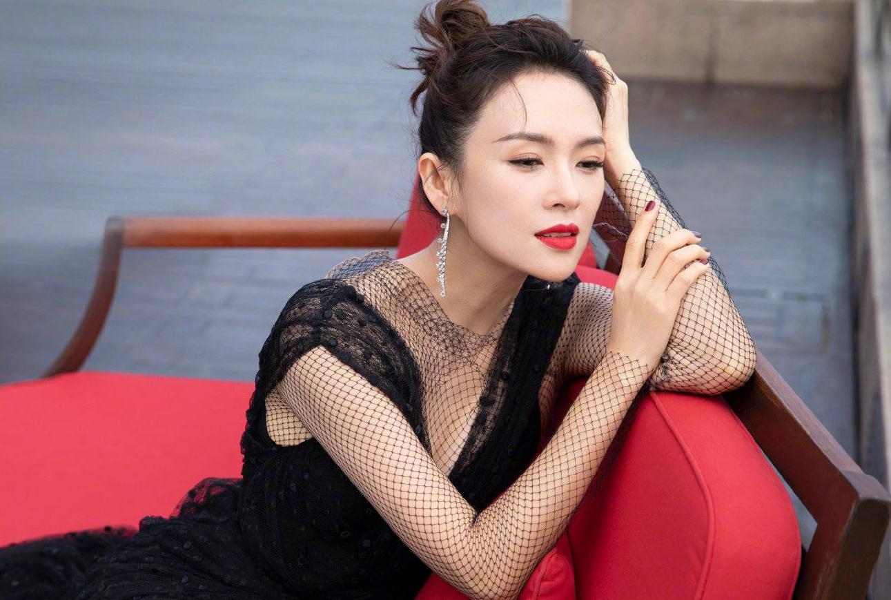 Chương Tử Di dự 'Đêm điện ảnh Weibo'